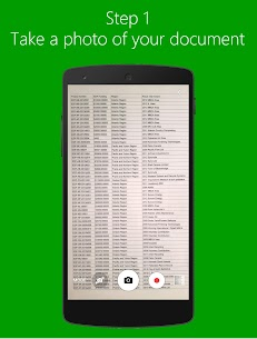 Image to Excel Converter – Convert Images to Excel (UNLOCKED) 3.0.16 Apk 2
