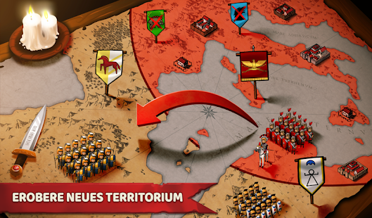 Grow Empire: Rome Screenshot