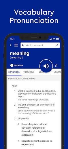 Dictionary.com Premium  screenshots 6