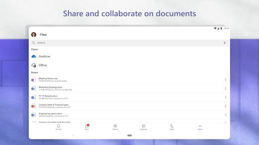Microsoft Teams apktram screenshots 24
