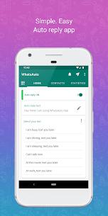 WhatsAuto – Reply App 1
