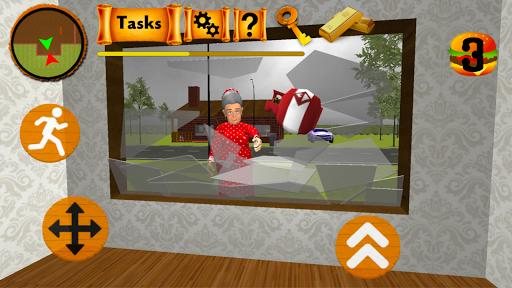 Neighbor Granny. Scary Secret 3D