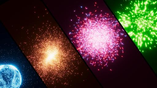 Idle Space Energy Particle Simulator - ISEPS Apkfinish screenshots 6