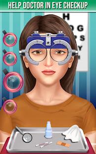 Hospital Doctor Games 2021: Free Clinic ASMR Games 3.1.16 Screenshots 4