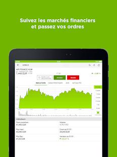 Fortuneo, mes comptes banque & bourse en ligne  Screenshots 11