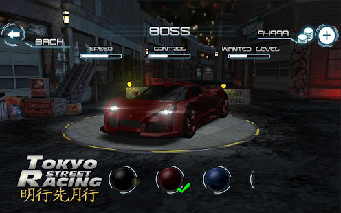 street racing tokyo hack