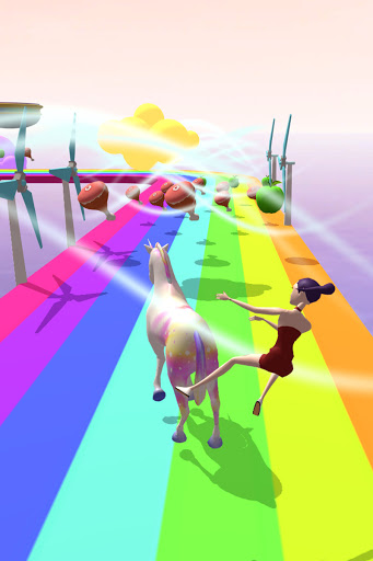 Fat 2 Fit! Unicorn Challenge  screenshots 12