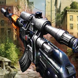 Zombie 3D Sniper Shooter  :  Offline Survival FPS