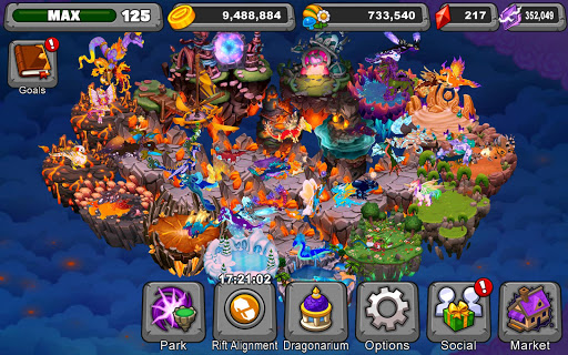 DragonVale 4.22.0 screenshots 6