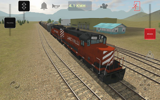 Train and rail yard simulator apkpoly screenshots 6