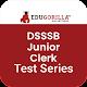 DSSSB Junior Clerk Mock Tests for Best Results Download on Windows