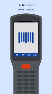Barcode Commander (Scanner, Web server, GS1)
