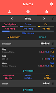 Macros  Calorie Counter For Pc – [windows 10/8/7 And Mac] – Free Download In 2020 2