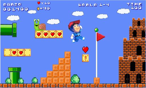 Super Dario World 2 - Jungle Boy Adventure 2020 1.1.13 screenshots 13