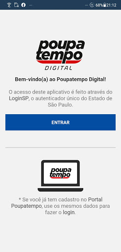 Poupatempo Digital  screenshots 2