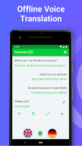 iTranslate Translator & Dictionary 5.6.5 Screenshots 7