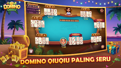 Domino QiuQiu Gaple Slots Online  screenshots 14