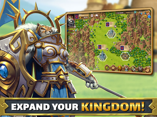 Million Lords: Kingdom Conquest - Strategy War MMO 3.0.5 screenshots 9