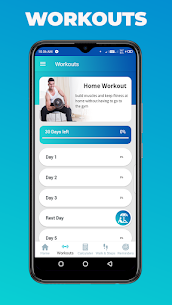 Pro Workout Manager Paid Apk For Android 3