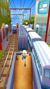Subway Surfers Screenshot