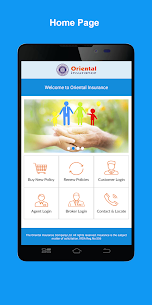 Oriental Insurance On Mobile Apk 4