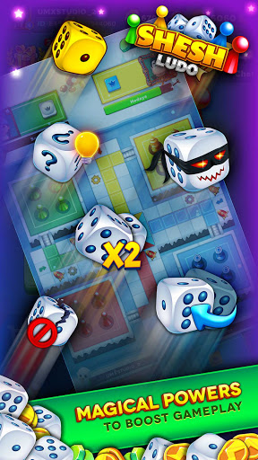 SheshLudo- Multiplayer Ludo board game screenshots 13
