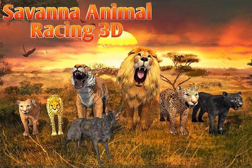 Savanna Animal Racing 3D 1.0 screenshots 5