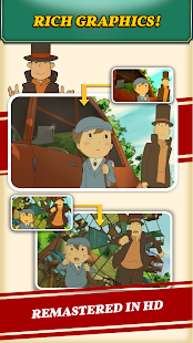 Layton: Curious Village in HD Unlimited Money