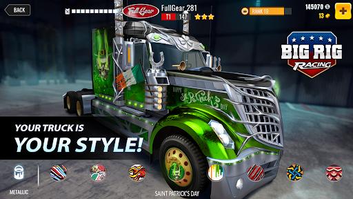 Big Rig Racing  screenshots 1