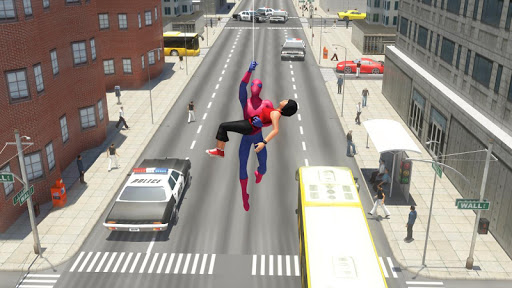 Super Spider hero 2018: Amazing Superhero Games modavailable screenshots 6