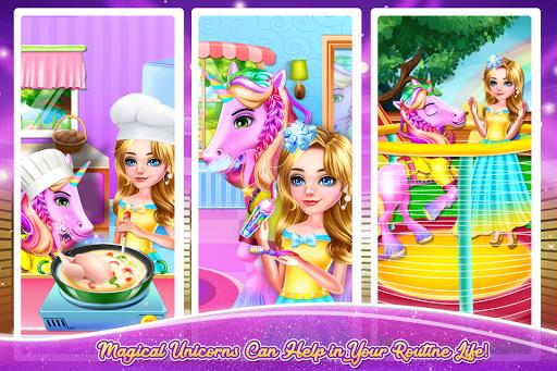 My Unicorn Beauty Salon 1.0.9 Screenshots 8