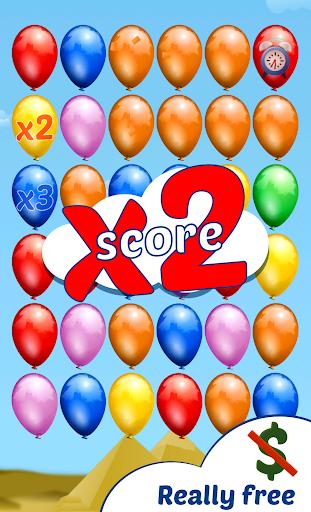 Boom Balloons - match, mark, pop and splash modavailable screenshots 7