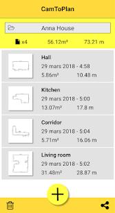 CamToPlan - AR measurement / tape measure 3.4.3 Screenshots 4