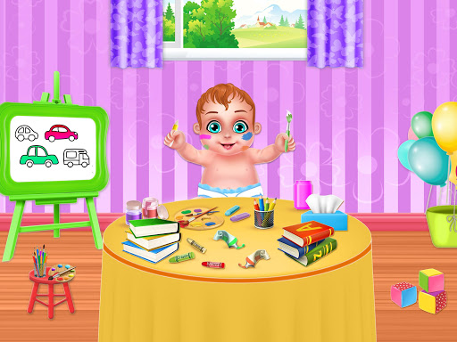 Mommy Baby Care Newborn Nursery screenshots 7