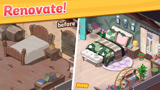 Ohana Island - Design Flower Shop & Blast Puzzle apkslow screenshots 3