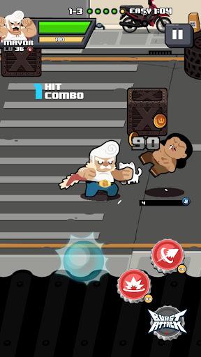 Brawl Quest - Offline Beat Em Up Action  screenshots 4
