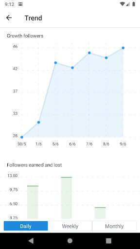 Followers Analyzer for Instagram screenshots 3