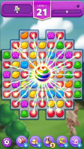 Lollipop & Marshmallow Match3  screenshots 10