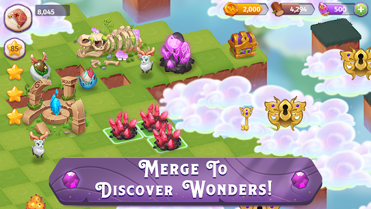 Merge Magic! Mod Apk (Unlimited Money) 1
