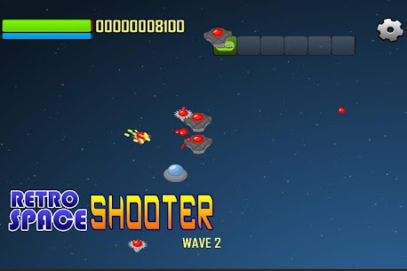 Retro Space Shooter – Game Hack Cheats (iOS & Android) 1