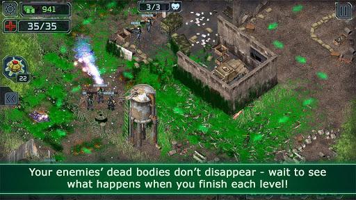 alien shooter td screenshot 2