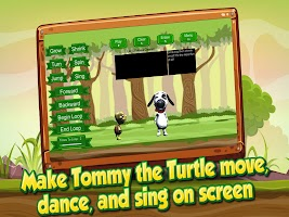 Tommy the Turtle, Learn to Code: Kids Coding
