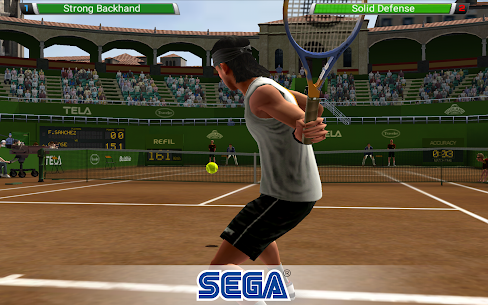 Virtua Tennis Challenge 9