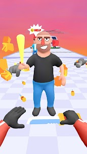 Hit Master 3D: Knife Assassin Mod Apk (Unlimited Money) 2
