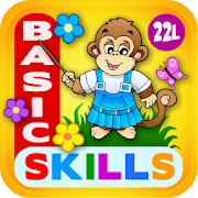 Preschool Learning Games Kids with Abby Monkey