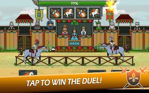 Knight Joust Idle Tycoon Mod Apk (Unlimited Money) 1