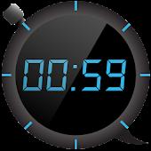 icono Temporizador y cronómetro