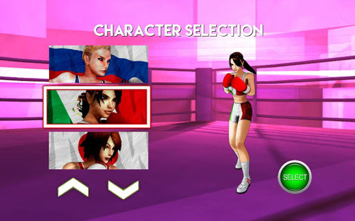 Woman Fists For Fighting WFx3 screenshots 10