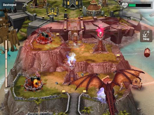 War Dragons screenshots 18
