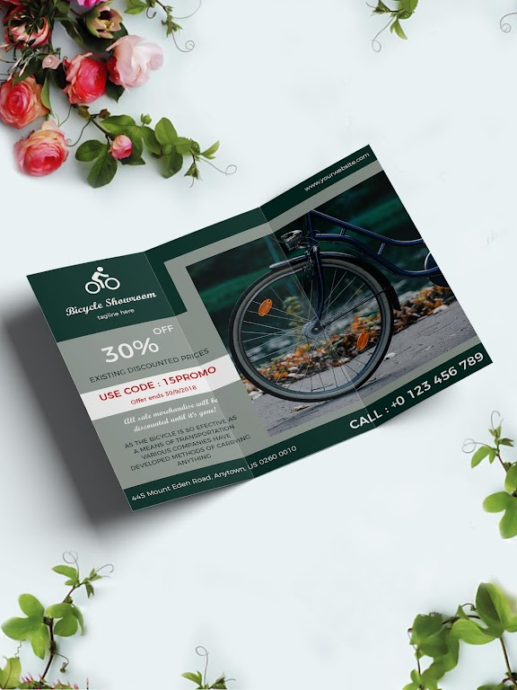Brochure Maker - Pamphlets, Infographics, Catalog  poster 8